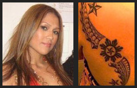 Ilocano Tribal Tattoo Designs